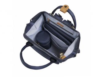 Přebalovací taška-batoh Mani, Navy Blue 6
