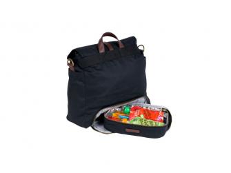 Přebalovací taška-batoh Barca Black 4