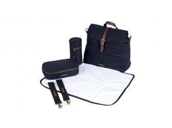 Přebalovací taška-batoh Barca Black 6