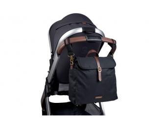 Přebalovací taška-batoh Barca Black 2