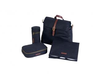 Přebalovací taška-batoh Barca Black 5