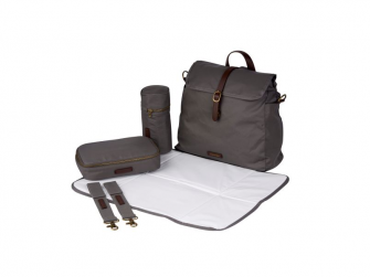 Přebalovací taška-batoh Barca Grey 5