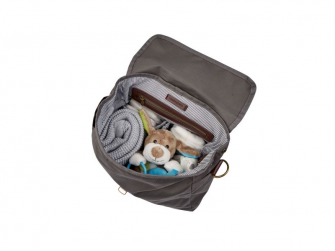Přebalovací taška-batoh Barca Grey 9