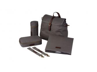 Přebalovací taška-batoh Barca Grey 4