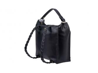 Přebalovací taška-batoh Lucia Black 2