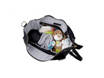 Přebalovací taška-batoh Lucia Black 7