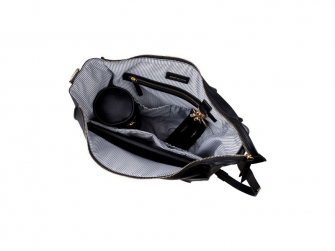 Přebalovací taška-batoh Lucia Black 6