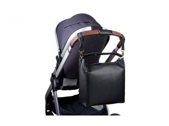 Přebalovací taška-batoh Lucia Black 3