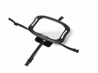 Nastavitelné zpětné zrcadlo do auta s LED osvětlením 3