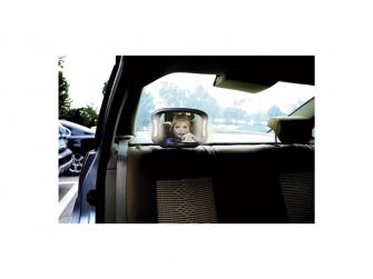 Nastavitelné zpětné zrcadlo do auta s LED osvětlením 5