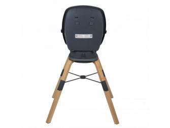 Jídelní židlička CAROU 360° Grey 11