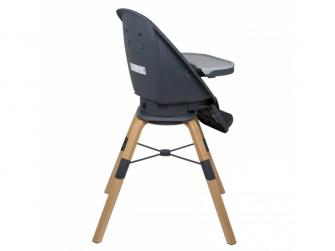 Jídelní židlička CAROU 360° Grey 12