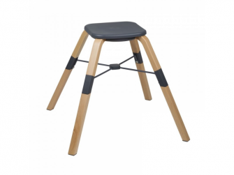 Jídelní židlička CAROU 360° Grey 14
