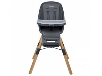 Jídelní židlička CAROU 360° Grey 2