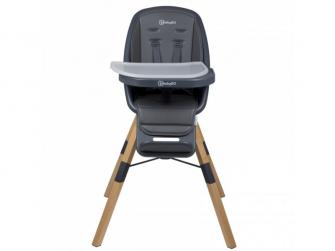Jídelní židlička CAROU 360° Grey 3