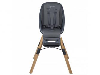 Jídelní židlička CAROU 360° Grey 5