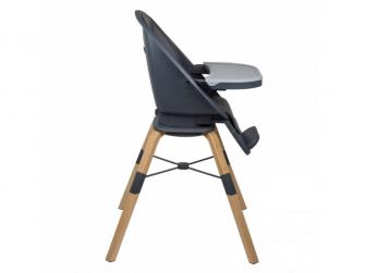 Jídelní židlička CAROU 360° Grey 6