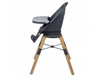 Jídelní židlička CAROU 360° Grey 8