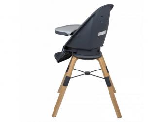 Jídelní židlička CAROU 360° Grey 9