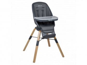 Jídelní židlička CAROU 360° Grey