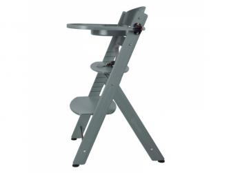 jídelní židlička FAMILY XL Grey 2