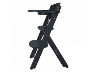 jídelní židlička FAMILY XL Black 2