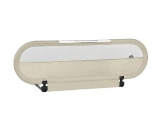 Zábrana na postel s LED světlem Side Light Sand