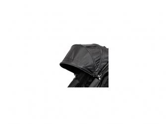 sourozenecký kočárek CITY MINI GT DOUBLE BLACK/BLACK 3