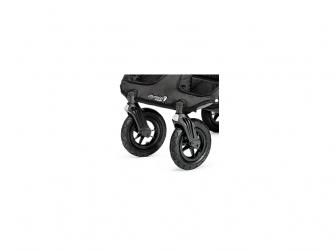 sourozenecký kočárek CITY MINI GT DOUBLE BLACK/BLACK 6