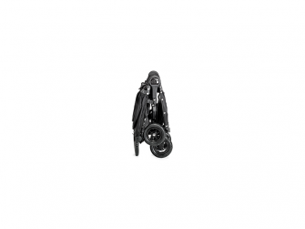 sourozenecký kočárek CITY MINI GT DOUBLE BLACK/BLACK 5