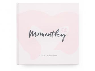 Momentky 52 růžové