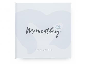 Momentky 52 modré