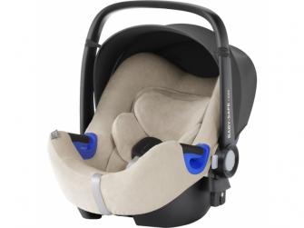Letní potah Baby-Safe i-Size Beige 2017