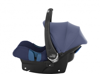 Autosedačka Baby-Safe Plus SHR II, Moonlight Blue 2