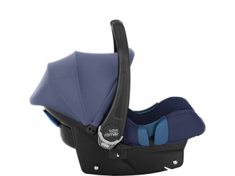 Autosedačka Baby-Safe Plus SHR II, Moonlight Blue 6
