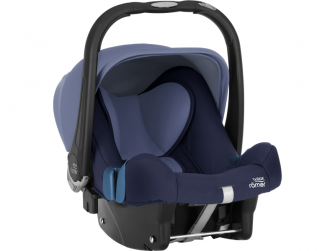 Autosedačka Baby-Safe Plus SHR II, Moonlight Blue 7