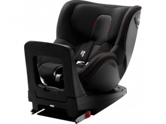 Autosedačka Dualfix M i-Size, Cool Flow-Black