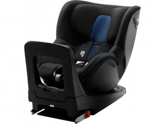 Autosedačka Dualfix M i-Size, Cool Flow-Blue
