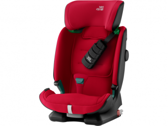 Autosedačka Advansafix i-Size-Red 2