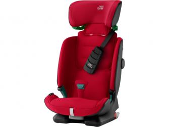 Autosedačka Advansafix i-Size-Red 3