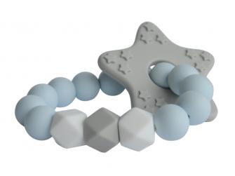 Kousátko - diamant, modré