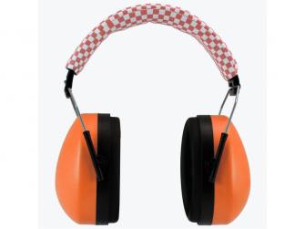 Ochranná sluchátka pro dítě, orange