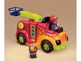 Hasičské auto Fire Flyer 3
