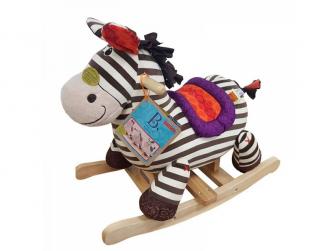 Houpací zebra Kazoo 3