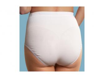 Kalhotky těhotenské podpůrné bílé M 2