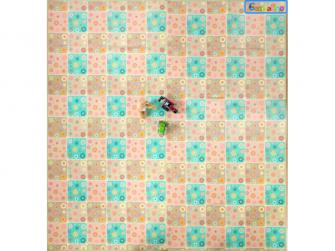 Dětská podložka tenká Bloom Floor 3