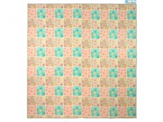 Dětská podložka tenká Bloom Floor