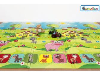 Dětská skládací podložka Piggy 2