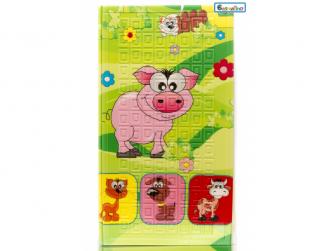 Dětská skládací podložka Piggy 5