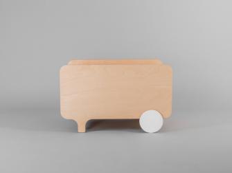 Toy Box XL, bílá 2